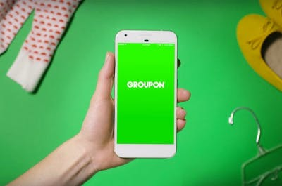Groupon referral and affiliate program