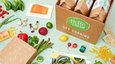 Hello Fresh referral and affiliate program