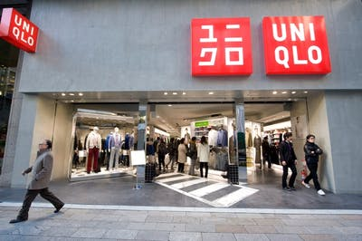 Uniqlo referral and affiliate program
